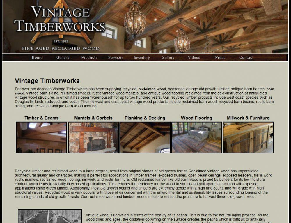 Vintage Timberworks