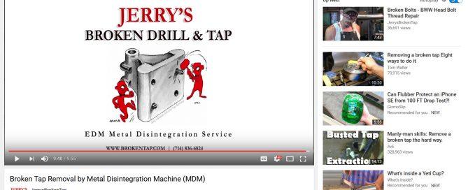 broken-tap-youtube-video